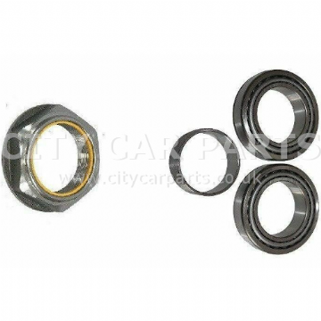 FORD TRANSIT 2.4 RWD MK7 LEFT REAR WHEEL BEARING AND AXLE NUT KIT